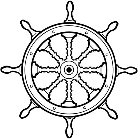 boat steering wheel drawing 17 best images about coloring pages on pinterest free