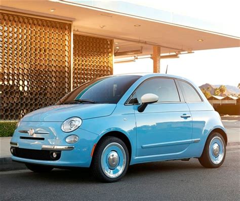 Fiat 500 Upholstery 2014 Fiat 500 1957 Edition Revealed Kelley Blue Book