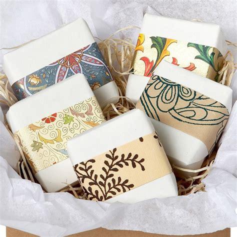 Handmade Soap Blogs - handmade soaps the dieline packaging branding design