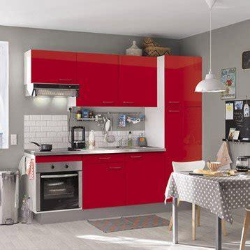 fa軋de cuisine leroy merlin cuisine 233 quip 233 e meuble de cuisine leroy merlin