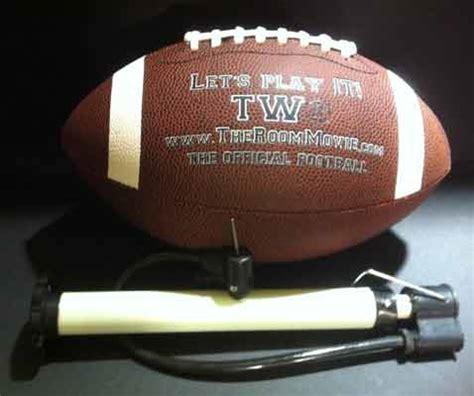The Room Football american football