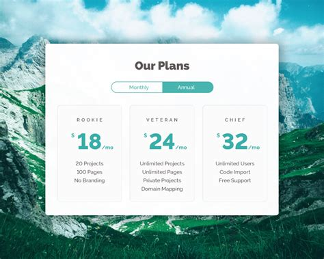 price plan vectors photos and psd files free download simple pricing table free psd download download psd