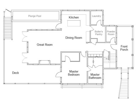 floor plan dream house dream home 2013 floor plan hgtv
