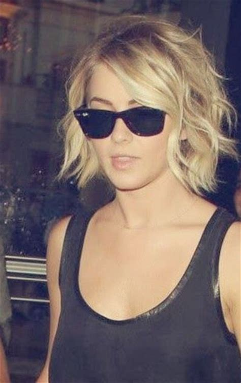 tousled look with an outward wisp for short hair 17 best images about the quot lob quot on pinterest shorts long