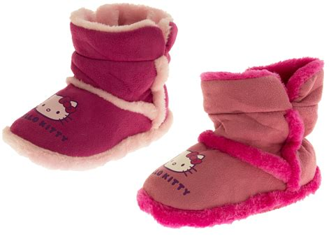 hello slippers hello boot slippers warm cosy fur lined comfy