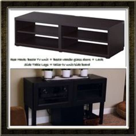 besta tv stand hack 1000 images about ikea hacks on pinterest ikea hacks tv stands and ikea tv stand