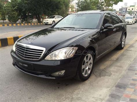 2006 mercedes s500 for sale mercedes s class s500 2006 for sale in lahore pakwheels