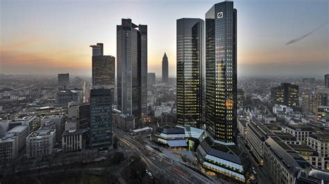 New Deutsche Bank Towers Gmp Architekten Gerkan
