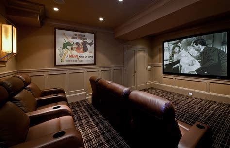 home theater design new york evelyn benatar new york interior design traditional