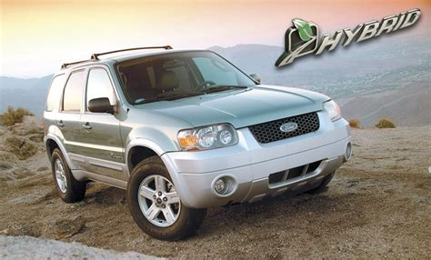 tires for ford escape 2005 2005 ford escape hybrid tire size