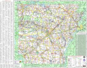arkansas and map large detailed map of arkansas with cities and towns