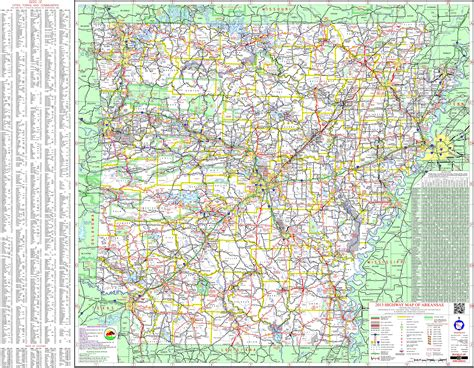 map arkansas large detailed map of arkansas with cities and towns