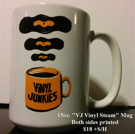 design a mug big w vinyl junkies vj quot vinyl steam quot coffee mug