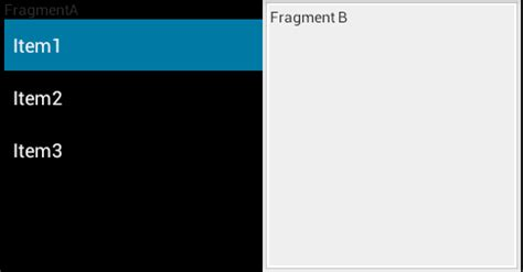 android layout weight fragment android updating content within fragment stack overflow