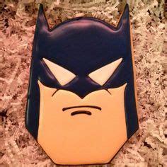 ideas  batman cookies  pinterest superhero cookies batman cakes  superman cookies