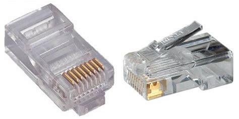 conector utp cat 5e rj45 100 pack