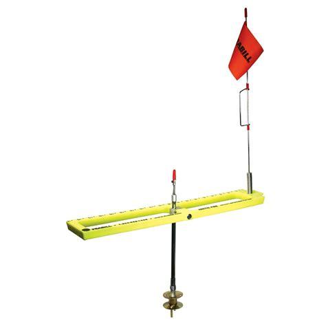 frabill tip up light frabill 174 arctic tip up light 117349 fishing