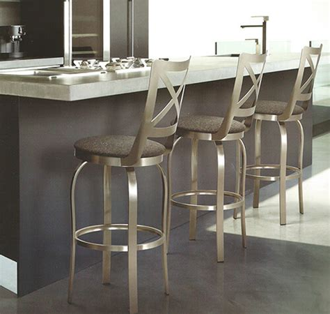Brushed Steel Kitchen Stools by Benefits Of Brushed Steel Bar And Counter Stools