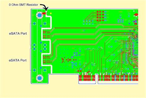 sata layout design guide pcb layout authority sata interface layout considerations