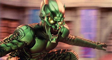 film the goblin green goblin we are movie geeks