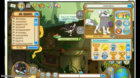 Animal Jam Gift Cards For Arctic Wolf - animal jam arctic wolf youtube