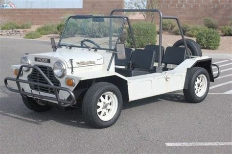 A New Sort Of Mini Moke by Sell Used 1979 Mini Cooper S Rover Weber Ssr