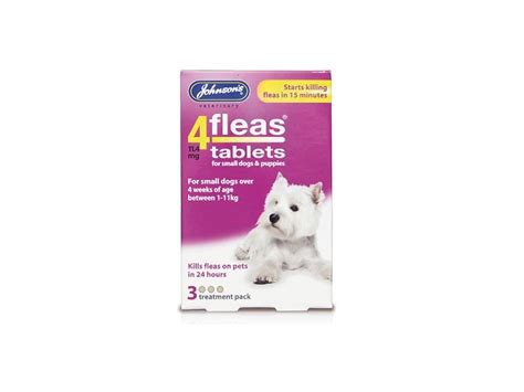 pills for dogs johnsons 4 fleas tablets for dogs cats 4fleas tablets