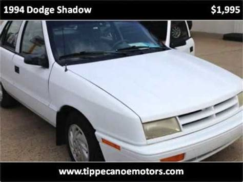 small engine maintenance and repair 1994 dodge shadow spare parts catalogs service manual 1994 dodge shadow lifter replacement service manual 1994 dodge shadow fender