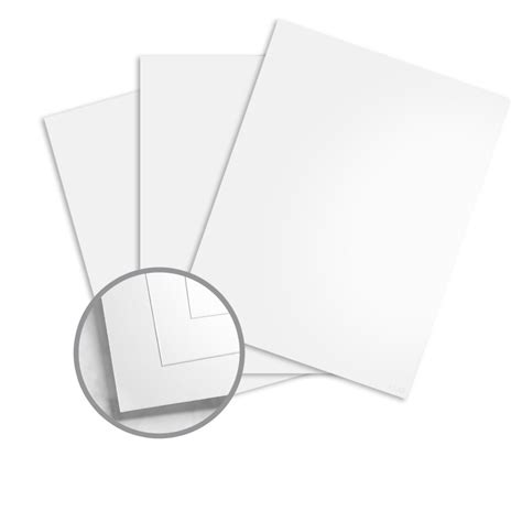How To Make Glossy Paper - white paper 8 1 2 x 11 in 32 lb writing glossy