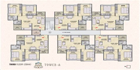 2 bhk flat plan 2 bhk flats 2 bhk flat at aashirwad residency 2 bhk flat at aashirwad developers 2 bhk flat