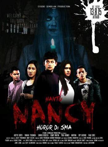 film indonesia hantu syuting film hantu nancy sempat membuat pemain kerasukan