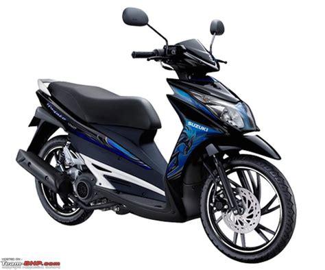 Suzuki Big Scooter Will Big Wheels Keep Turning On Indian Scooters Team Bhp