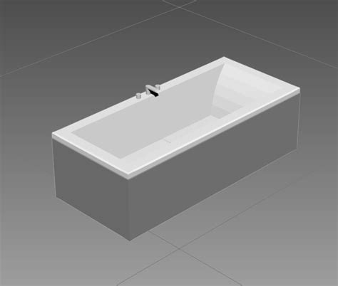Bathtub Revit by Bath 3d Models Wilmotte Bathtub By Teuco