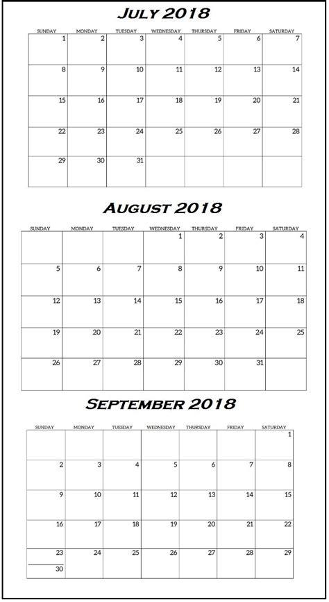 quarter  calendar calendar printables calendar calendar
