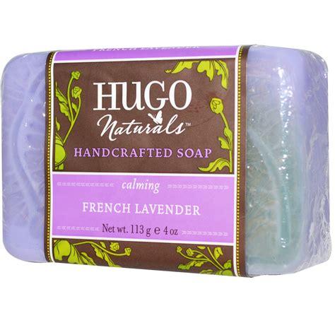 Handcrafted Soap - hugo naturals handcrafted soap lavender 4 oz
