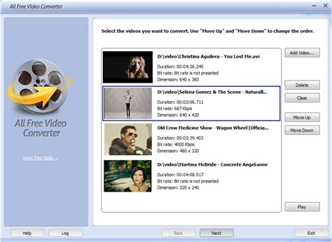 all format audio joiner feature rich video converter software to convert video of