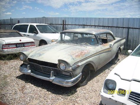 Ford Fairlane Parts by 1957 Ford Fairlane 57fo3623d Desert Valley Auto Parts