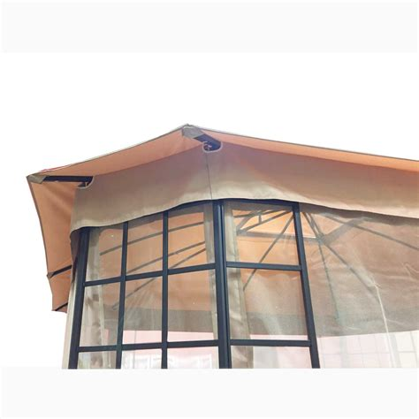 Patio Gazebo Replacement Covers Garden Treasures Gazebo Best Gazebo Replacement Canopy X Canopy Garden Winds Gazebo With Garden