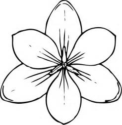 free printable flower coloring pages kids flower coloring