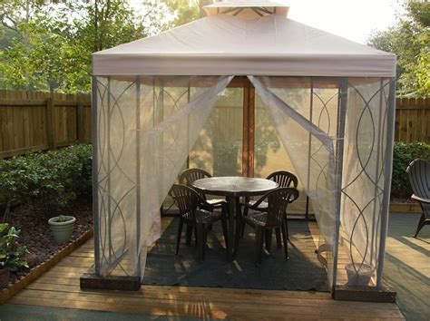gazebo 8x8 cheap gazebo with side panels gazeboss net ideas