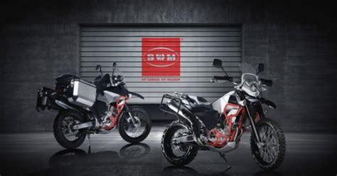 kinetic motoroyale  bring swm bikes  india  december