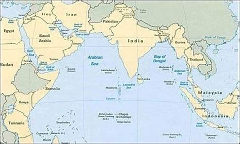middle east map oceans middle east and indian explore world