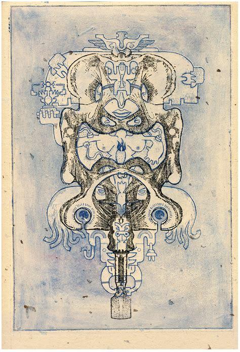 design graphisme rostotem etching 02 whornat design graphisme web art