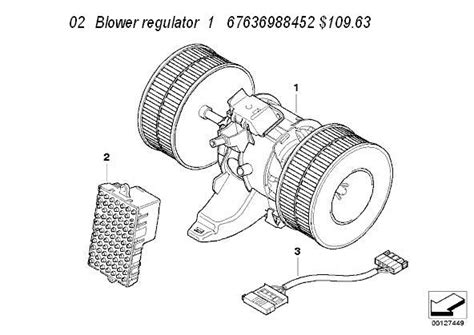 heater resistor bmw e60 blower regulator resistor location 5series net forums