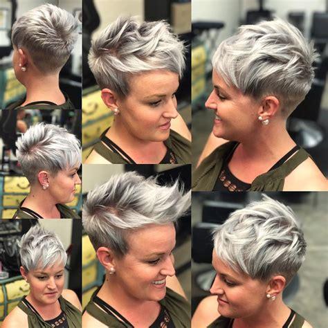 trendy short hairstyles  women   crazyforus