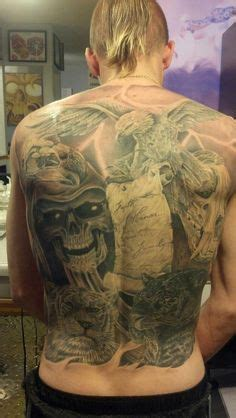 black and grey back tattoos 1000 images about black n gray tattoos on pinterest
