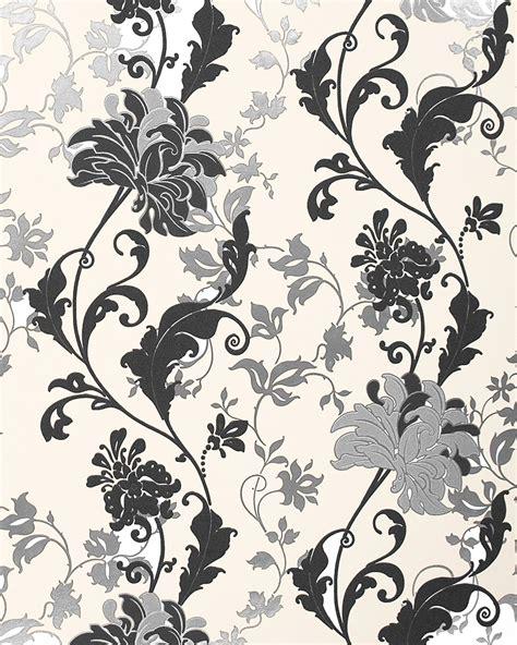 Papier Peint Vintage Leroy Merlin 1862 by Flowers Wall Covering Luxury Design Edem 833 20 Floral