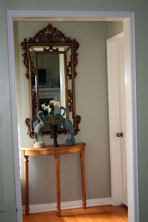 decorating a small foyer 19 brilliant small entry table ideas