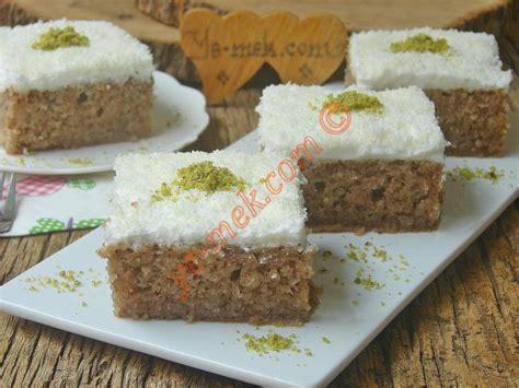 zencefilli cevizli kek tarifi grsel yemek tarifleri sitesi hindistan cevizli şerbetli tatlı tarifi nasıl yapılır