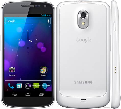 samsung galaxy nexus samsung galaxy nexus i9250 pictures official photos